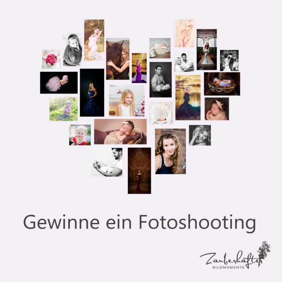 Fotoshooting Verlosung